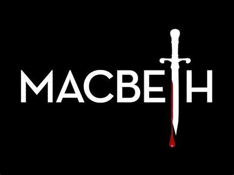 The tragedy of macbeth thesis